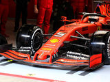 Vettel ends first day of testing on top