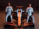 McLaren drivers want retro weekend in Formula 1