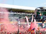 Formula 1 announces record attendance for Italian Grand Prix