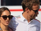 Button and wife gassed and robbed in France