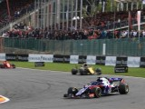 "Tost ""Really Happy"" With Points Finish In Spa For Toro Rosso"