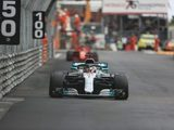 Hamilton happy with Monaco podium