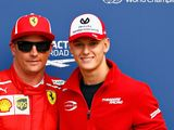 Schumacher set to be Kimi's 2021 team-mate