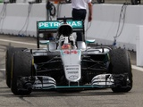 Hamilton breaks away ahead of summer pause