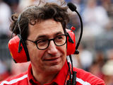 Ferrari's team principal Mattia Binotto not happy yet