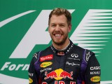 World champion Vettel to become a father