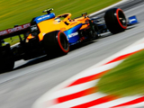 Norris concerned not to jinx 'good to me' Red Bull Ring