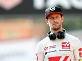Grosjean apologises to Ricciardo, sort of