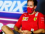 Vettel: My time at Ferrari was a failure