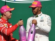Vettel admits he lacked Hamilton's pace
