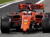 Sebastian Vettel takes blame for Bahrain spin, denies choking under pressure