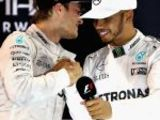 Rosberg: How to beat Hamilton