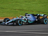 Mercedes reveals its 2019 contender, the F1 W10 EQ Power+