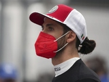Giovinazzi happy with himself 'but still not enough'