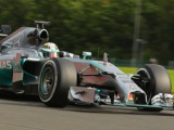 FP2: Hamilton opens up a lead in Belgian practice