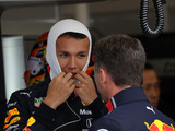 Horner: Albon's 'potential looks very high'