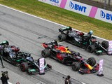 """Red Bull """"can't believe"""" Mercedes won't bring more F1 updates"""