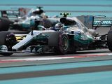 Valtteri Bottas didn't feel under pressure from Lewis Hamilton