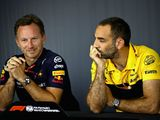 FIA team principal's press conference