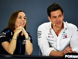 Williams explains Wolff's continued shareholding in F1 team