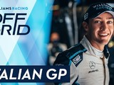 Video: Off the grid with Williams at the Italian GP