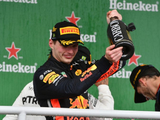 Verstappen lays down title challenge for 2020