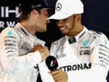 Hamilton not surprised by Rosberg