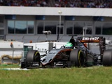 Hulkenberg dropped from 7th to 8th after penalty
