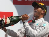 Wolff insists Hamilton was coping