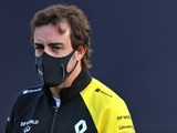 Alpine 'surprised' by Alonso's quick biking accident recovery