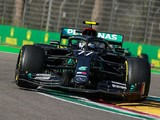 F1 Emilia Romagna GP: Bottas snatches pole from Hamilton at Imola