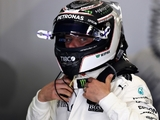 Bottas ran out of laps in Ricciardo battle