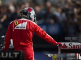 Handling on Vettel's Ferrari F1 car became 'violent' in US GP