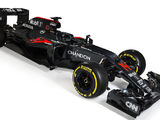 New McLaren MP4-31 photo leaked hours ahead of launch
