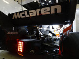 McLaren on top of engine adaption
