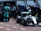 Mercedes: Monaco pit mistake exaggerated