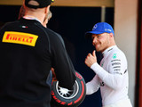Bottas surprised by gap to Ferrari