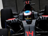 Alonso tops the times at Silverstone
