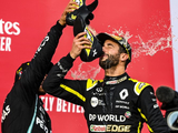 Ricciardo not running scared of future Hamilton link-up