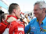 How Schumacher raised the bar in F1 - Symonds