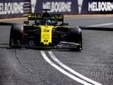 Ricciardo: 2019 Renault F1 challenger currently a top-eight car