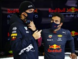 Perez impressed by Albon's openness since taking his Red Bull seat