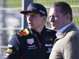 Jos Verstappen on Max fear factor: 'Nice is it not?'