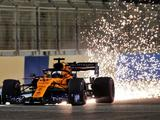 Contact with Max Verstappen avoided a likely gearbox exit - Carlos Sainz Jr.