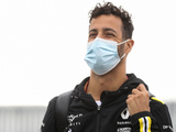 "Ricciardo to ""lay horizontal"" after gruelling Formula 1 schedule"