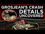 Video: Grosjean's Bahrain Grand Prix Crash Secrets Uncovered