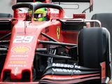 Mick Schumacher makes F1 debut with Ferrari at Bahrain test