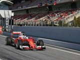 """Sebastian Vettel: """"We are happy with what we have so far"""""""