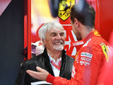 Ecclestone: 'I think F1 without Ferrari isn't at all good'