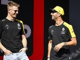 "Ricciardo hopes ""easy"" Hulkenberg gets F1 seat after Renault exit"